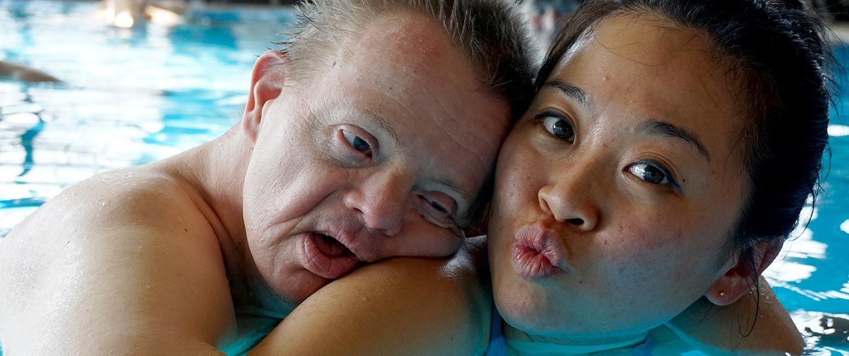 Betreuung von Behinderten Menschen